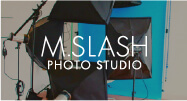 M.SLASH PHOTO STUDIO