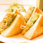 duocafe 本牧 サンドイッチセット