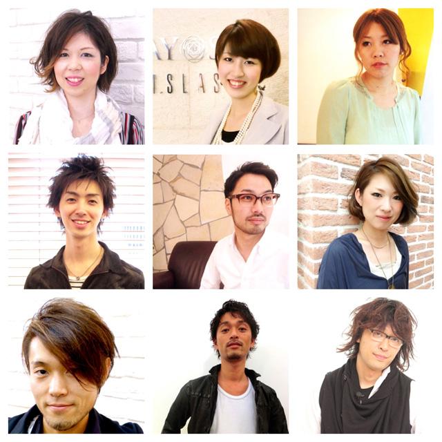 mslash jha 2013(ジャパン・へあー・ドレッシング・アワード)ノミネート
