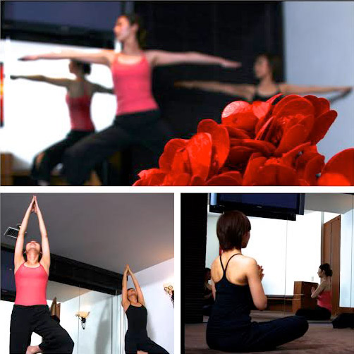 mslash yoga for inner beauty