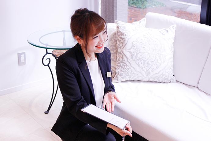 ゲストサービス三浦 勤務風景
