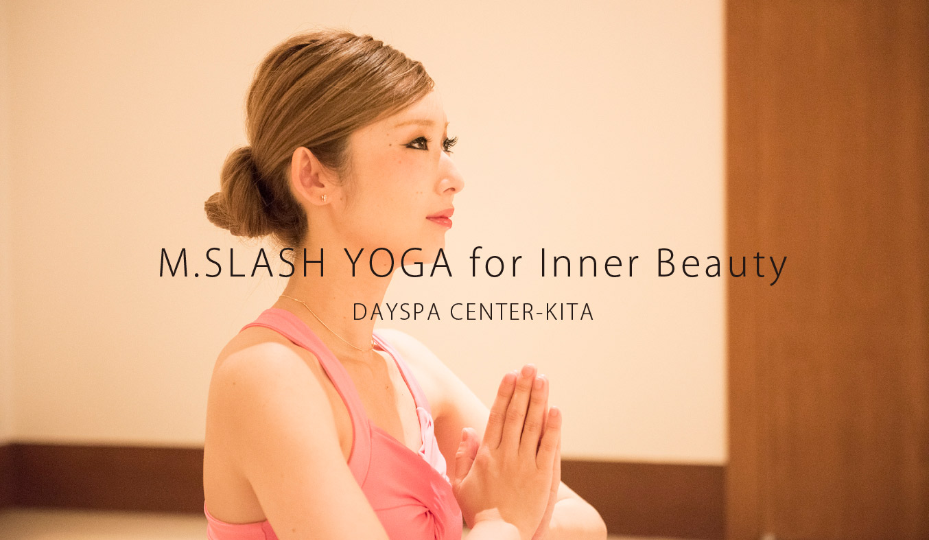 M.SLASH Yogaの画像