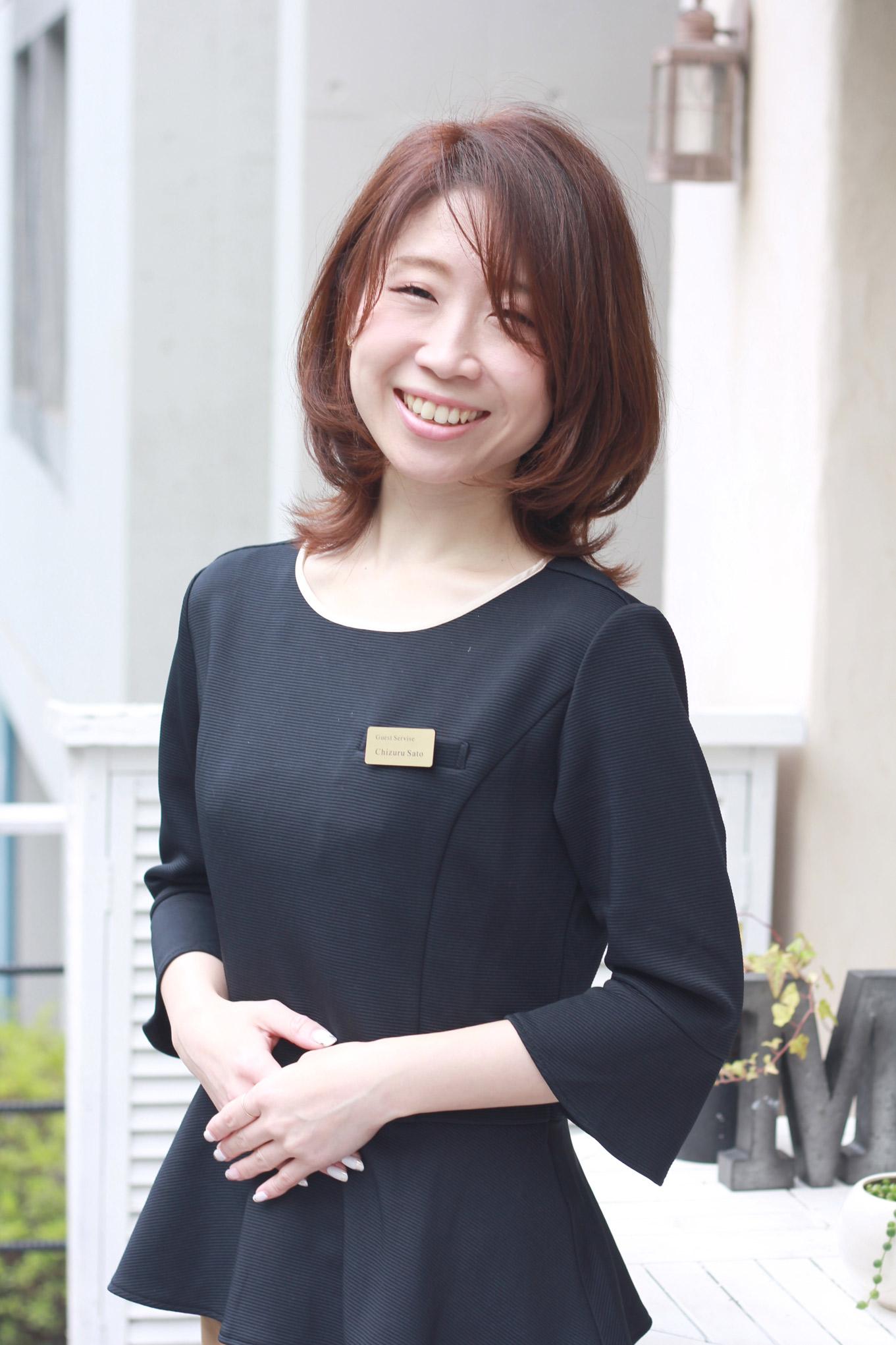 佐藤 千鶴
