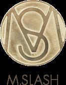 エムスラッシュ 藤沢ロゴ