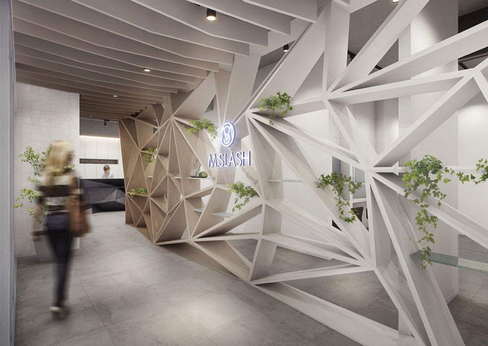 M.SLASH 馬車道 新店オープン店舗イメージ
