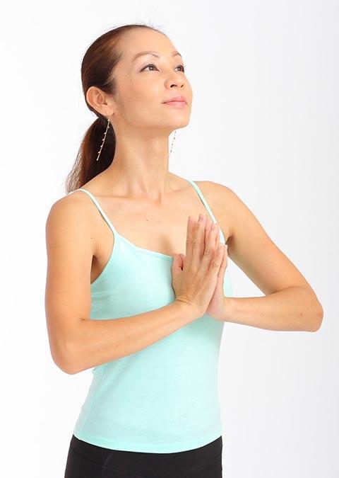 mslash yoga インストラクター eriko