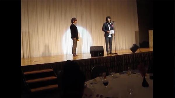 2011 JHA 授賞式