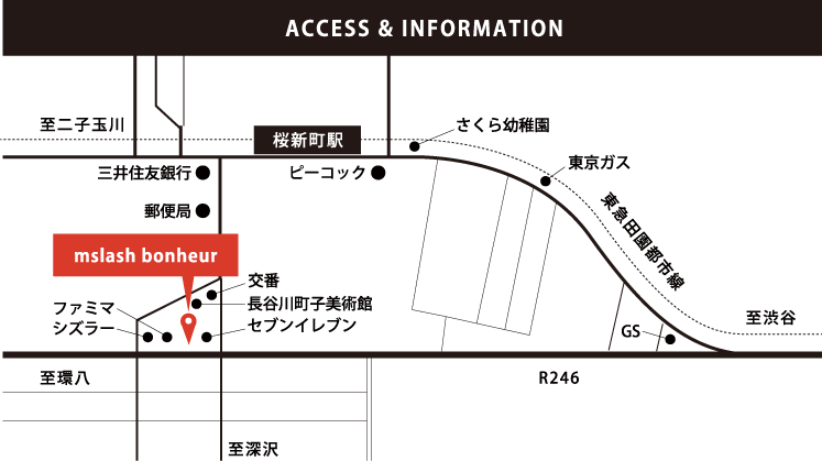 ACCESS & INFORMATION
