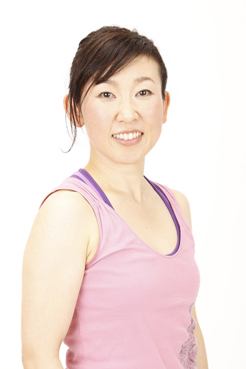 mslash yoga インストラクター yukiyo (近藤 行代 こんどう ゆきよ)